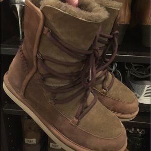 ⛄️UGGS lodge boot ugg